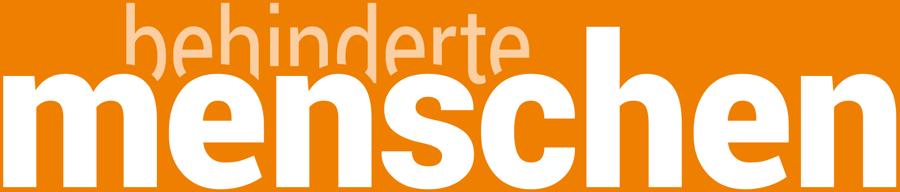 logo behinderte menschen